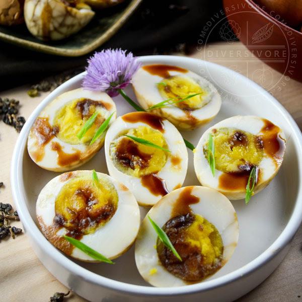 Taiwanese Tea Eggs | diversivore