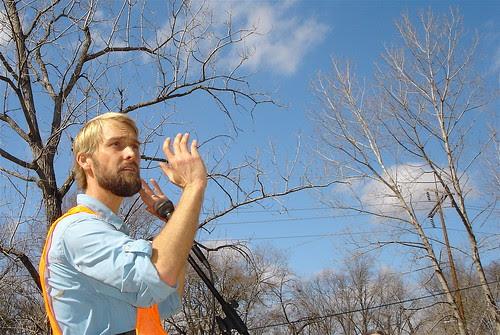 Shreveport Clean Up: Montessori / Anderson Island / Stoner Hill: Jon Soul by trudeau
