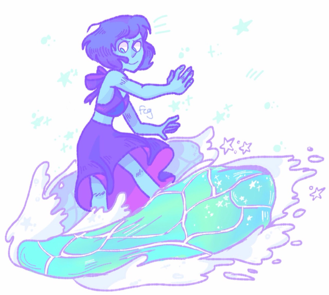water witch 🌊