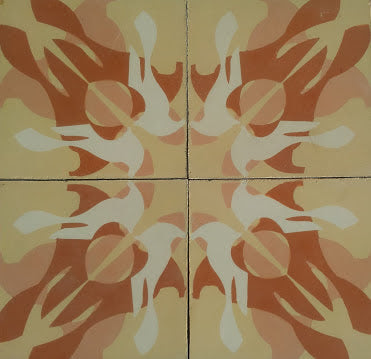 Joery Santos Cement Tile