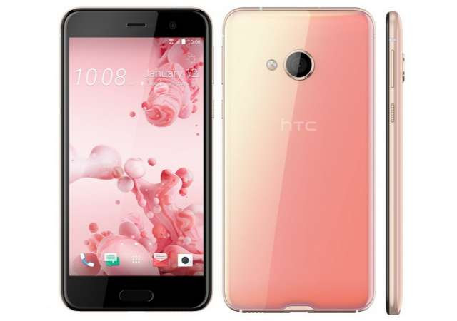 HTC U Play with 5.2-inch 1080p Display, Dual 16MP Cameras Announced