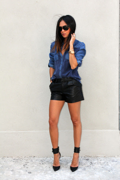 Sportsgirl-shirt-junk-clothing-shorts-tony-bianco-heels