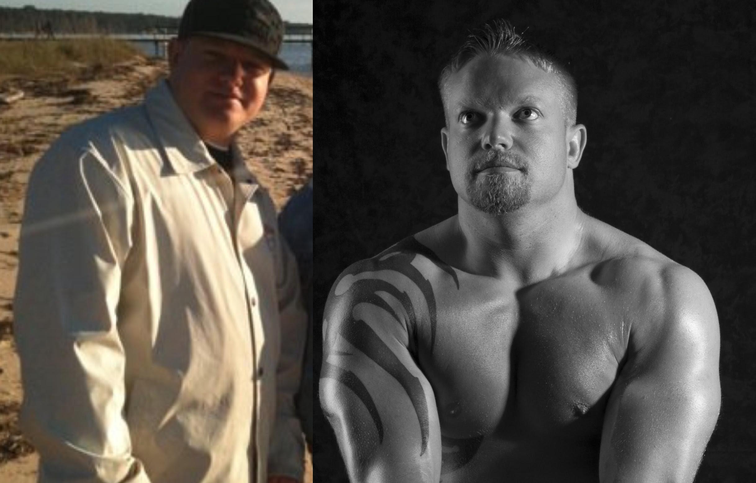 Matt After Armageddon Weight Loss Fitness Program