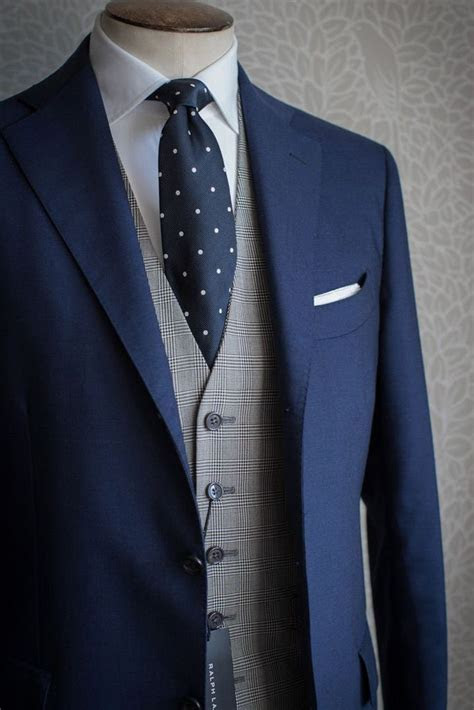 Navy Mens Wedding Suits   Hardon Clothes