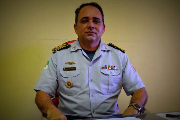 Cel. Dancleiton é um dos mais cotados para o comando da PM