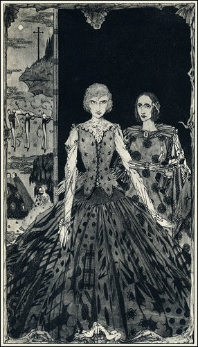 Harry Clarke, Swinburne, Weary Wedding