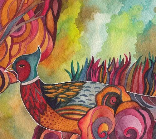 Pheasant by megan_n_smith_99