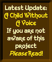 Read This Post: A Child Without A Voice