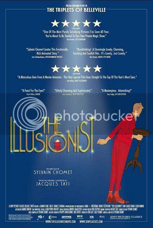 L'illusionniste O Ilusionista