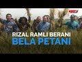 Rizal Ramli Berani Bela Petani