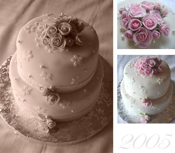 Cake peek