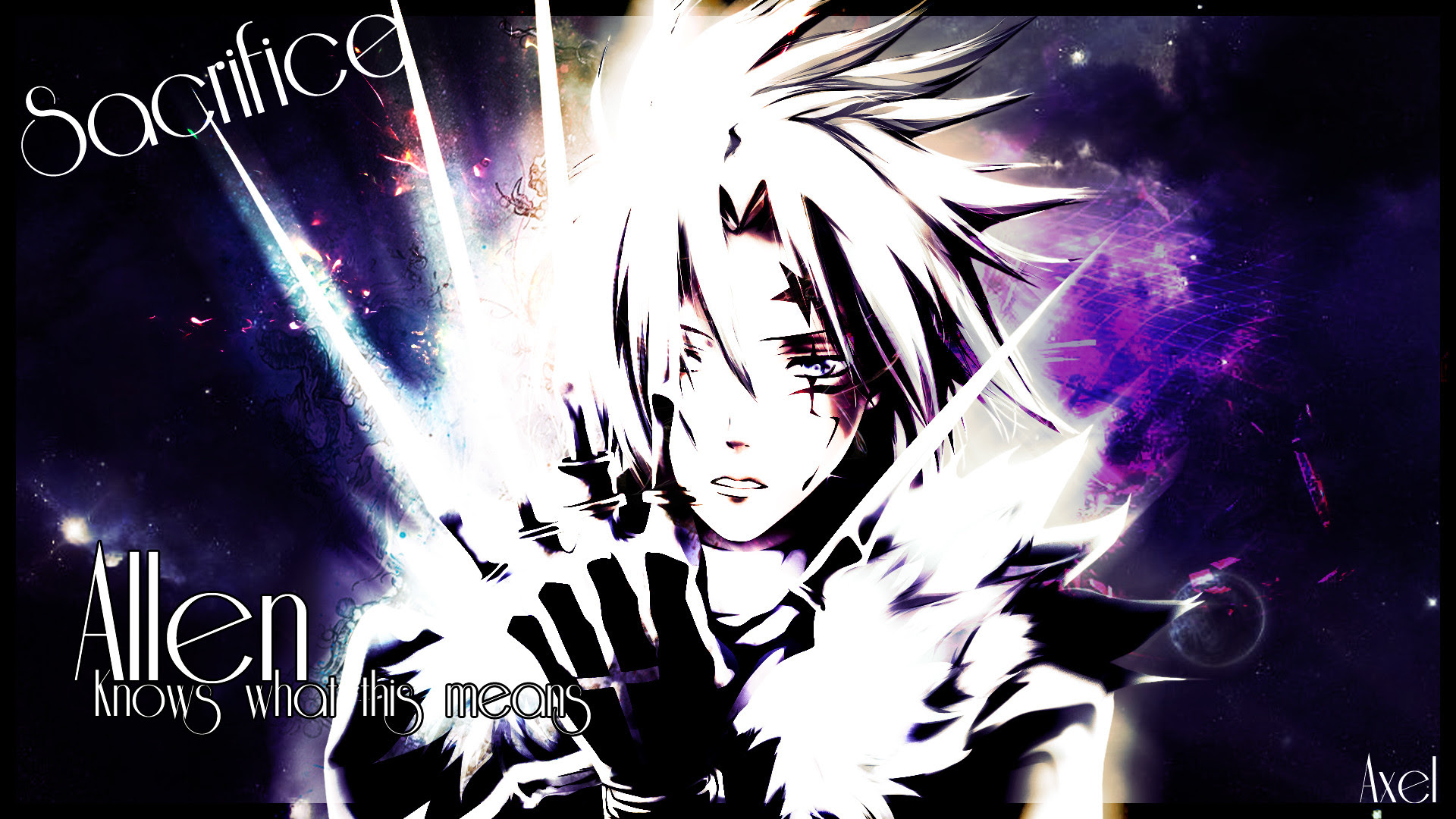 D Gray Man Background 54 Images