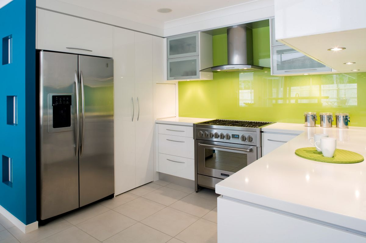Small Kitchen Design Ideas with the Best Decoration ...