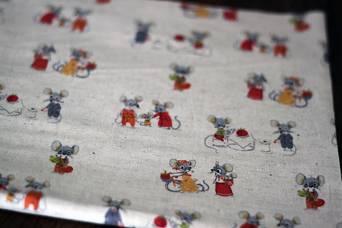 Nursery Versery Mice