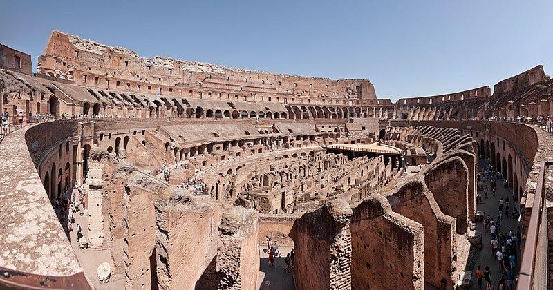 File:Colosseo di Roma panoramic.jpg
