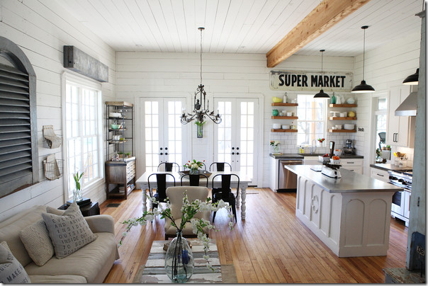 Shiplap Designed by Joanna Gaines