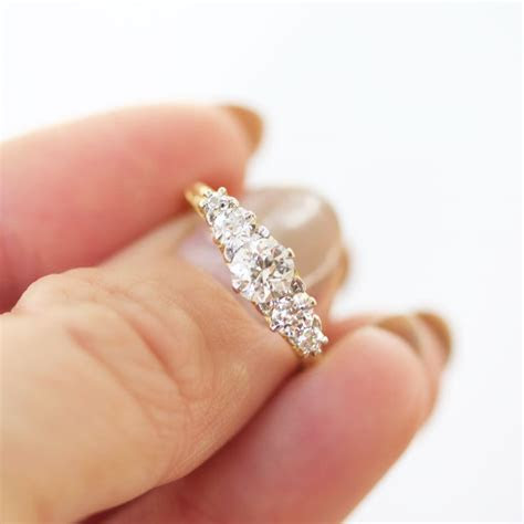 17  best ideas about Gold Engagement Rings on Pinterest
