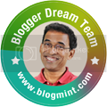 Harsha Bhogle certified Blogger Dream Team Winner