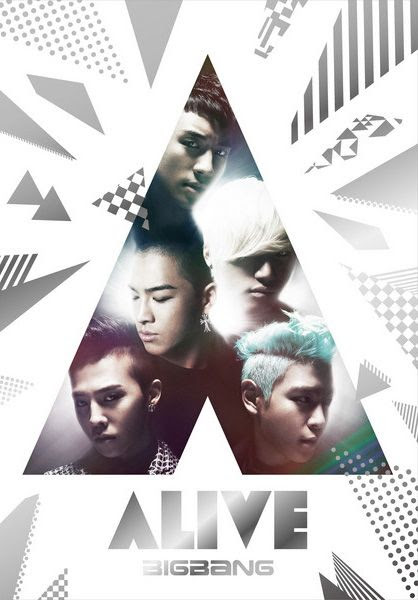 [Album] BIG BANG - ALIVE (Japanese Version)