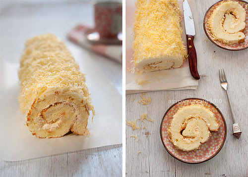cream cheese roll