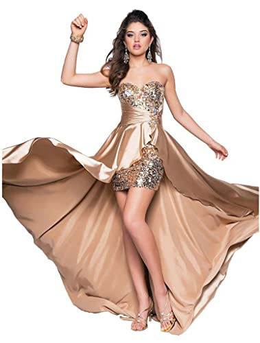 Party dress evening gown