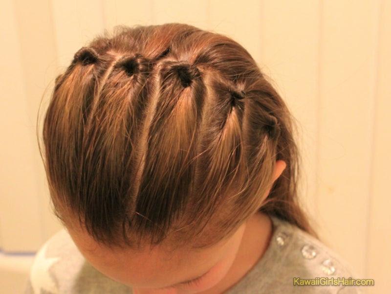 かんたん かわいい 女の子のヘアスタイル アメーバブログ