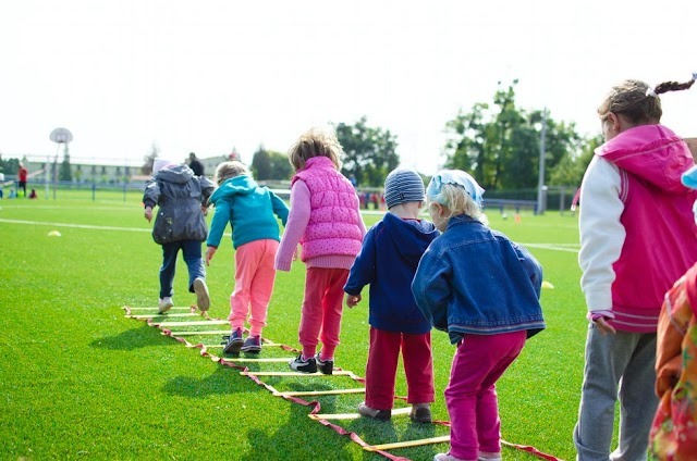 CHILD FITNESS FOR FUTURE HEALTH :