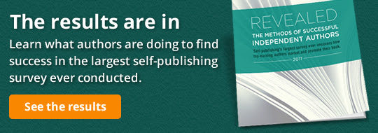 The results are in Learn what authors are doing to find success in the largest self-publishing survey ever conducted.