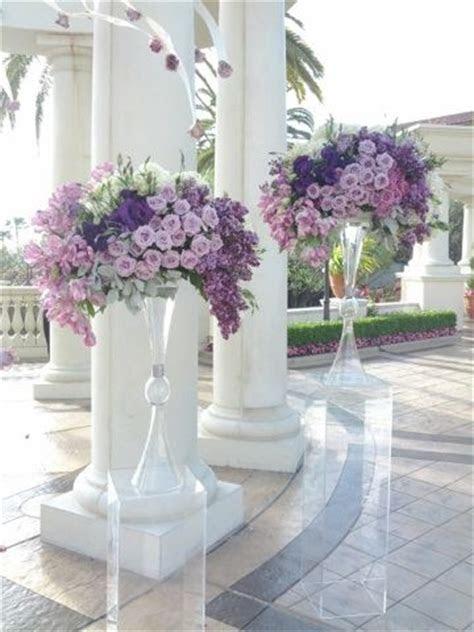 17 Best ideas about Purple Flower Arrangements on
