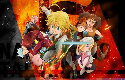 deadly sins wallpapers wallpaper cave