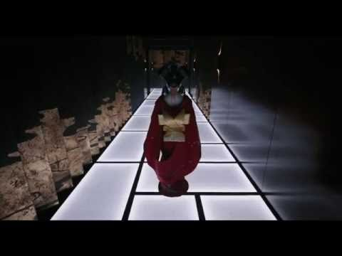 Geisha Robots of GHOST IN THE SHELL: Live Action & Anime