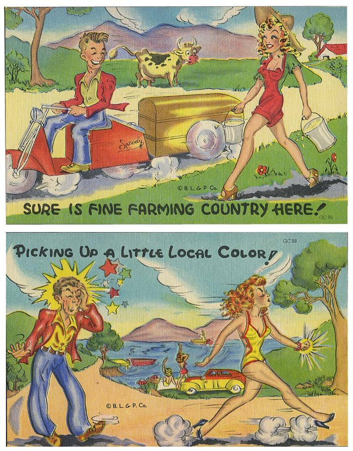 Asheville Postcard Company_tatteredandlost