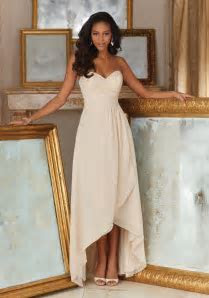 Beaded Lace and Chiffon Bridesmaid Dress   Style 142   Morilee