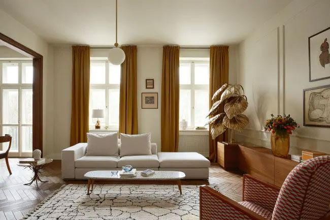 Décor An Apartment In Warsaw By Interior Designer Marta Chrapka