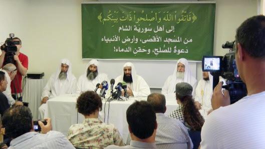 L'Initiative de la Mosquée Al Aqsaa pour la réconciliation en Syrie - Salahudine Ben Ibrahim