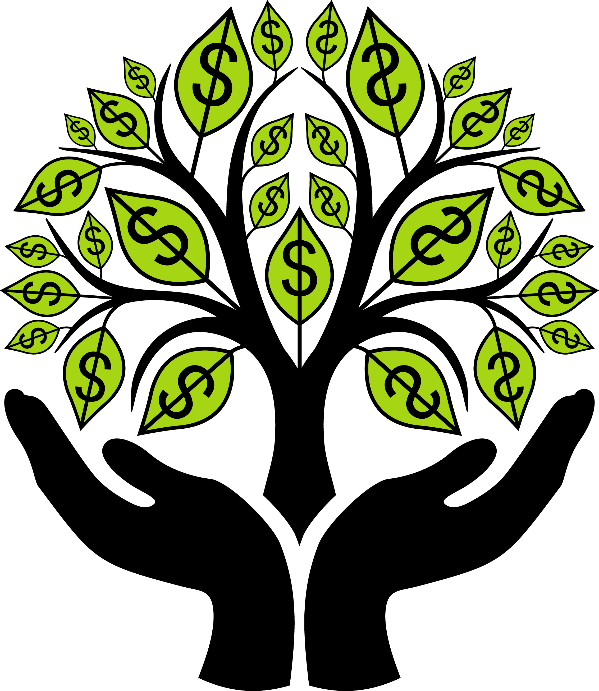 Watering Money Tree   Clipart Panda - Free Clipart Images