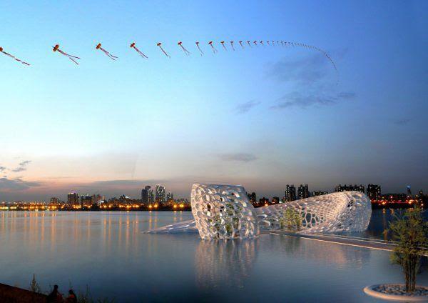 Dancing Water Pavilion