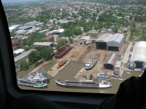 barge port