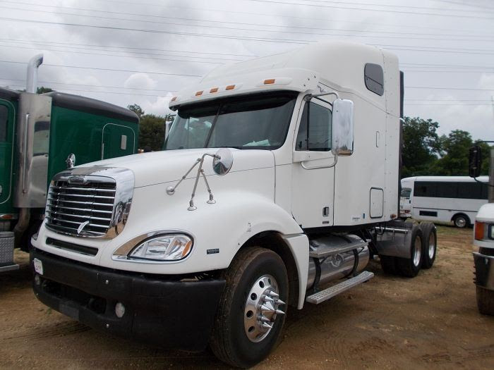 2007 FREIGHTLINER COLUMBIA T/A TRUCK TRACTOR, VIN/SN ...