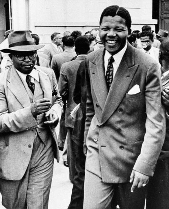 """Nelson Mandela """"For to be free is not merely to cast off one's chains, but to live in a way that respects and enhances the freedom of others"""""""