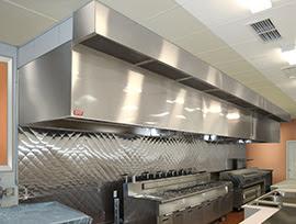 Business Kitchen Exhaust Design