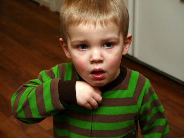 Soffocamento del bambino: cosa fare