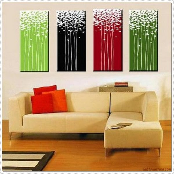 Easy Simple Wall Paintings Black And White Erigiestudio
