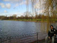 Hyde Park, London, UK