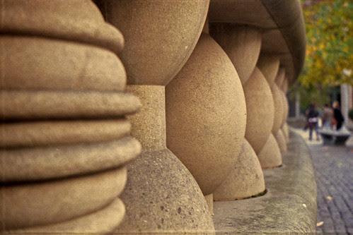 stone ballustrade by pho-Tony