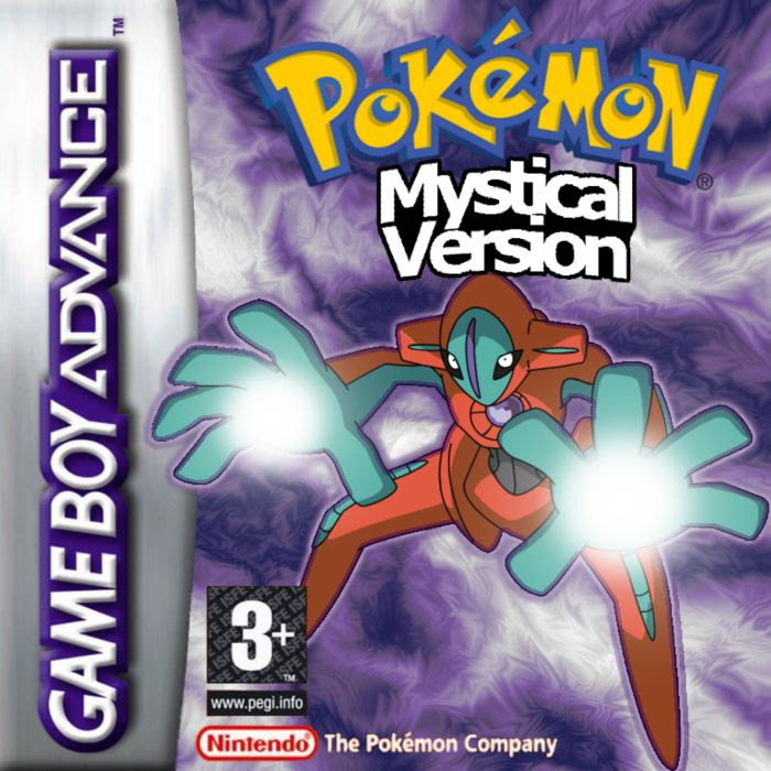 Play Pokemon Mystical Version Nintendo Game Boy Advance