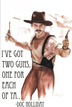 Quotes From Tombstone Doc Holliday. QuotesGram