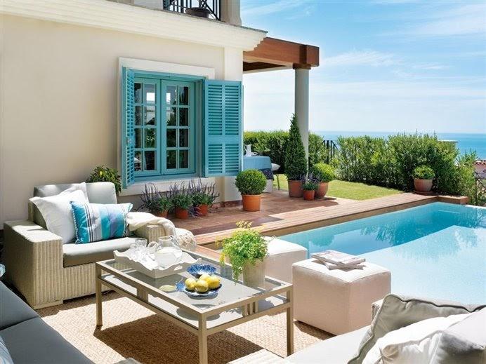 Summer House In Costa Del Sol Interior Design Ideas Home Decoration Ideas