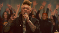 Papa Roach - Born For Greatness artwork