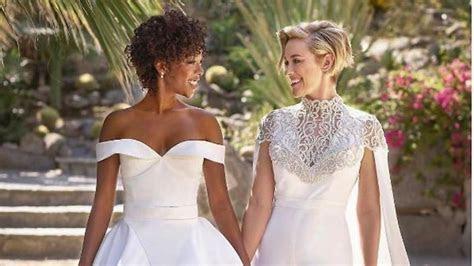 'Orange is the New Black' star Samira Wiley weds writer